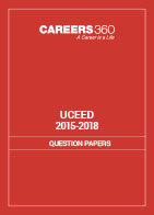 UCEED Question Papers 2015- 2018