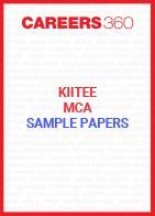 KIITEE MCA Sample Paper