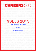 NSEJS 2015-16 Question Papers with Answer Key