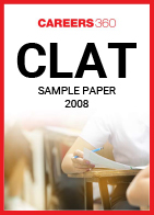 CLAT 2008 Sample Paper