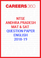 NTSE Andhra Pradesh Question Paper 2019