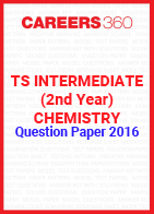 TS Intermediate (2nd year) Chemistry Question Paper 2016
