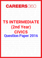 TS Intermediate (2nd year) Civics Question Paper 2016