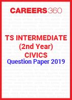 TS Intermediate (2nd year) Civics Question Paper 2019