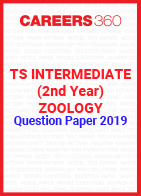 TS Intermediate (2nd year) Zoology Question Paper 2019