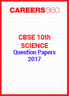 CBSE 10th Science Question Papers 2017