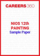 NIOS 12th Painting Sample Paper