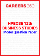 HPBOSE 12th Business Studies Model Question Paper