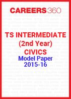 TS Intermediate (2nd year) Civics Model Paper 2015-16