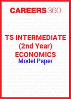 TS Intermediate (2nd year) Economics Model Paper