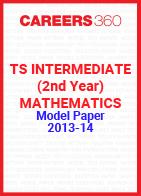 TS Intermediate (2nd year) Mathematics Model Paper 2013-14