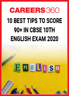 10 Best Tips to Score 90+ in CBSE 10th English Exam 2020