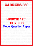 HPBOSE 12th Physics Model Question Paper