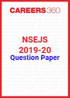 NSEJS 2019-20 Question Paper
