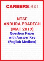 NTSE Andhra Pradesh (MAT 2019) Question Paper with Answer Key (English Medium)