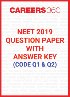 NEET 2019 Question Paper with Answer Key (Code Q1 & Q2)