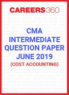 CMA Intermediate Question Paper June 2019 Cost Accounting