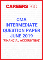 CMA Intermediate Question Paper June 2019 Financial Accounting