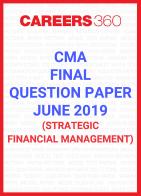 CMA Final Question Paper June 2019 Strategic Financial Management