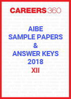 AIBE Sample Paper and Answer Keys 2018 - XII