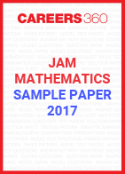 JAM Mathematics Sample Paper 2017