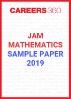 JAM Mathematics Sample Paper 2019
