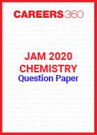 JAM 2020 Chemistry Question Paper