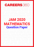 JAM 2020 Mathematics Question Paper