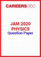 JAM 2020 Physics Question Paper