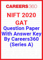 NIFT 2020 Answer Key by Careers360
