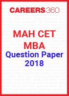 MAH CET MBA Question Paper 2018