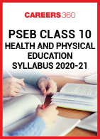 PSEB Class 10 Health and Physical Education Syllabus