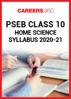 PSEB Class 10 Home Science Syllabus