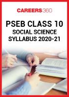 PSEB Class 10 Social Science Syllabus