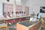 RC English Medium Higher Secondary School-Biology-Lab