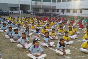 Chate School-Assembly ground