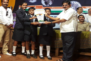 Ramraje International School-Award