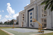 Sadhu Vaswani International School-Campus