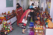 Sandipani School-Art and Craft Exhibition