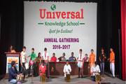 Universal Knowledge School-Annual Gathering