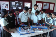 Vidya Pratishthans English Medium School-Automobile Lab