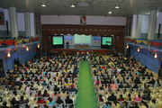 Bcm Arya Model School-Auditorium