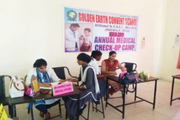 Golden Earth Convent School-Annual Check up