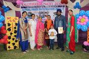 Kalgidhar Academy Senior Secondary School Dugri-Annual Prize Distribution