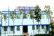 Kapila Model School-Campus view