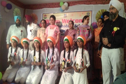 Mata Gujri Convent School-Prize Distribution