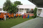 Bhopal NobleS Public School-Assembly