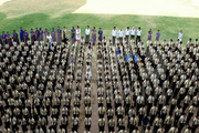 Choudhary Gharsiram Public School-Assembly