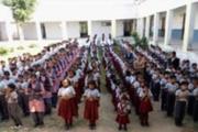 D V M Public School-Assembly