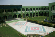 Shah Satmamji Girls School-Campus-View front